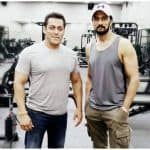 Dabangg 3: Kiccha Sudeep Literally Locks Horns With Salman Khan And THIS 'Sweetest' Picture is Proof!