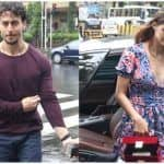 Disha Patani-Tiger Shroff Add Romance to Monsoon Weather as They Step Out For Lunch Date on Friendship Day