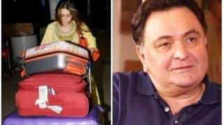 Rishi Kapoor Tweets in Praise of Sara Ali Khan For 'Tugging Her Own Baggage' And 'No Airport Look'
