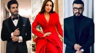 Viral Video: Arjun Kapoor's Reaction to Karan Tacker Flirting With Malaika Arora is All Possessive Partners Ever!