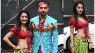 Dream Girl Stars Nushrat Bharucha-Ayushmann Khurrana's Sizzling Pictures Set Internet on Fire