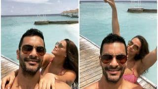 Neha Dhupia-Angad Bedi's Hot Beach Pictures Will Make You Yearn For a Similar Weekend Getaway!
