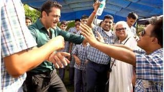 Salman Drops Date of Dabangg 3 Release, Pictures of Treating Children on Sets in Jaipur go Viral