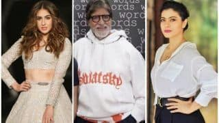 Raksha Bandhan 2019: Sara Ali Khan-Kajol-Amitabh Bachchan And Other Bollywood Celebrities Smear Internet in Sibling Love With THESE Throwback Pictures