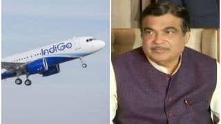 Delhi-Bound IndiGo Flight Carrying Nitin Gadkari Fails to Take-off, All Passengers De-boarded