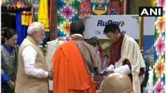 Narendra Modi in Thimpu LIVE: Prime Minister Launches RuPay Card in Bhutan, 9 MoUs Signed