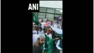 Shazia Ilmi, Other BJP Leaders Confront Pakistan Supporters Raising Anti-India, Anti-Modi Slogans in Seoul