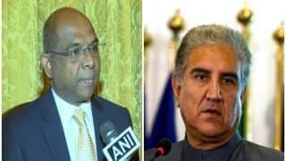 India's Step in J&K Internal Matter: Maldives Foreign Minister to Pakistan