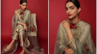 Sonam Kapoor's Latest Sultry Looks Will Make You Wish Upon Shooting Stars For Similar Sartorial Elegance!