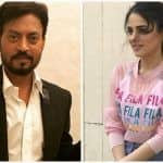 Radhika Madan Swooning on Irrfan Khan Relates Well With Fans, Calls Angrezi Medium Co-Star 'Magic'