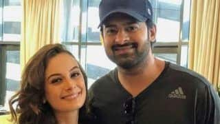Evelyn Sharma Shares Her Fan Girl Moment With Bahubali Actor Prabhas