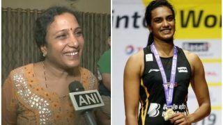 वर्ल्ड चैंपियनशिप जीत सिंधु ने कहा- 'HAPPY BIRTHDAY मां, ये गोल्ड आपके और हर भारतीय के लिए'