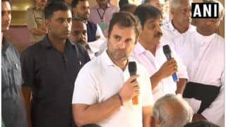 Kashmir India's Internal Issue, Violence in J&K Supported by Pakistan: Rahul Gandhi