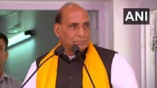 'Pakistan Doesn't Have Locus Standi on Kashmir,' Says Rajnath at Kisan-Jawan Vigyan Mela in Leh