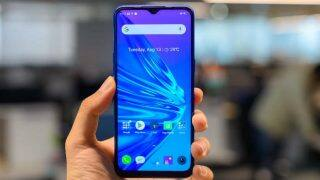 Realme 5 to go on sale again tonight at 8PM: India prices, features, specifications