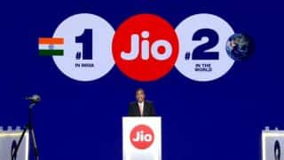 Reliance Jio becomes No. 1 with 340 million subscribers in India, No. 2 globally: Mukesh Ambani