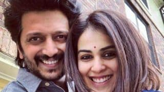 Riteish Deshmukh Swooning Over Genelia D'Souza For 'Jumma Chumma' is Mushiest Thing on Internet Today!