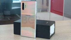 Samsung Galaxy Note 10 और Galaxy Note 10+ स्मार्टफोन भारत में लॉन्च, जानें कीमत और ऑफर्स