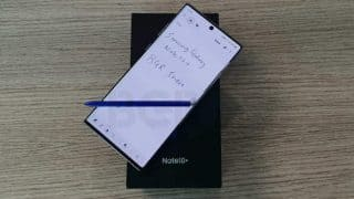 Samsung Galaxy Note 10, Galaxy Note 10+ now available: Price, Specifications and Where to buy