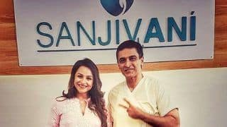 Sanjivani 2: Dr Shashank Gupta aka Mohnish Bahl 'Feels Like Yesterday' While Working With Dr Juhi Aka Gurdeep Kohli