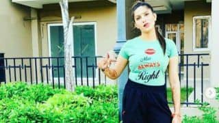 Haryanvi Bombshell Sapna Choudhary Masters The Style Game As She Enjoys Monsoon