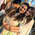 Sara Ali Khan And Mom Amrita Singh Visit The Famous Brahma Temple in Bangkok on Coolie No. 1 Actor's Birthday