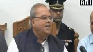 Has Any J&K Leader, Maulvi Lost Their Kids to Terrorism, Asks Guv Satya Pal Malik