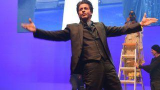 Shah Rukh Khan Receives La Trobe Doctorate For Humanitarian Work