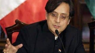 'Who's India Gandhi', Shashi Tharoor Gets Tutored by Netizens For His Major Gaffe