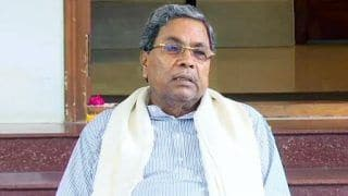 Siddaramaiah Lashes Out at BJP, Accuses State Govt of 'Ignoring' Indira Canteen