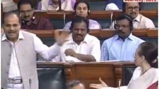 Article 370: Sonia Gandhi Disapproves Adhir Ranjan Chaudhary's Remark Over Kashmir? Watch
