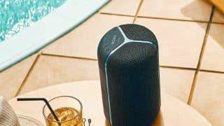 Sony SRS-XB402M speaker with built-in Alexa launched in India, priced at Rs 24,990