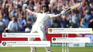 AB de Villiers to Gautam Gambhir, Cricket Fraternity Hails Humongous Effort of Ben Stokes to Help England Win Third Ashes Test Against England
