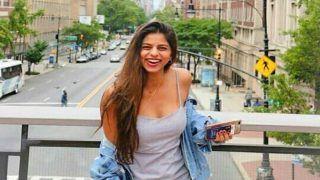 शाहरुख खान की बेटी सुहाना खान विदेशी शॉर्ट फिल्म में आएंगी नजर