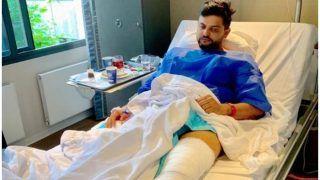सुरेश रैना ने कहा- बड़ा मुश्किल था घुटने की दूसरी सर्जरी कराने का फैसला