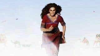 Taapsee Pannu in And as Rashmi Rocket - a Story of an Underdog Runner From Gujarat's Kutch