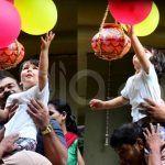 Taimur Ali Khan Tries to Break Dahi Handi - Cutest Pictures From Janmashtami Celebrations This Year
