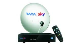 Tata Sky DTH now offers 200 channels and complimentary services in NCF slab of Rs 153