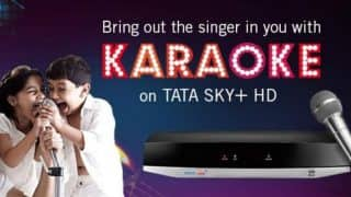 Tata Sky discontinues all Lite packs; to shut down Gurus and Karaoke by August 31