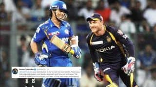 Sachin Tendulkar Wishes Brendon McCullum For Happy Retired Life With Heartfelt Message on Twitter | SEE POST