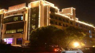 कांग्रेस नेता की 150 करोड़ रुपए की 'बेनामी संपत्ति, एनसीआर स्थित 5 स्टार होटल जब्त