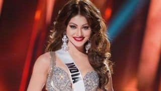 Urvashi Rautela Sets Fans Drooling as She Leaves Little For Imagination in Throwback Picture From Miss Universe Days