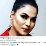 'You Washed Ashmit's Underwear'! Veena Malik Brutally Trolled For Her Tweet Disrespecting Indian Army