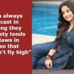 Vidya Balan: Society Finds Flaws in Women, People Said I Lost My Charm After Losing Weight