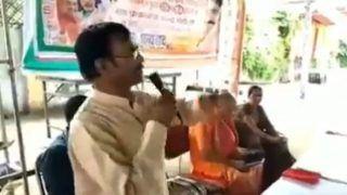 धारा 370 पर भाजपा विधायक बोले- अब कोई भी गोरी कश्मीरी लड़की से कर सकता है शादी