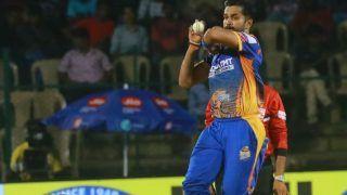 Dream11 Team Hubli Tigers vs Bengaluru Blasters Karnataka Premier League 2019 - Cricket Prediction Tips For Today's KPL T20 Match 20 HT vs BB at Srikantadatta Narasimha Raja Wadiyar Ground, Mysore