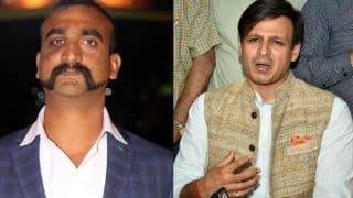 Vivek Oberoi to Make a Film on Balakot Airstrikes And Wing Commander Abhinandan's Story of Return