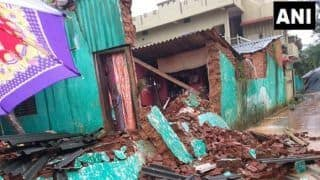 Chhattisgarh: Two People Dead, Five Injured After Wall Collapses in Jagdalpur Following Heavy Rains