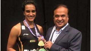 PV Sindhu Wins TOISA Sportsperson of Year Award, Bhaichung Bhutia Gets Lifetime Achievement Honour
