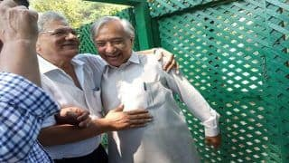 Supreme Court Hears Sitaram Yechury's Plea, Orders Govt to Move CPI(M) Leader Yousuf Taligami to AIIMS